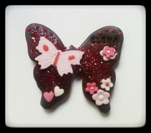 Galleta mariposa