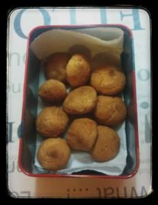 Galletas de coco - biscotti al cocco