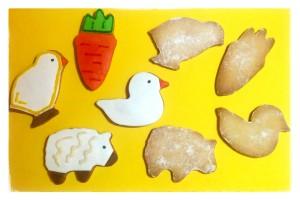 Galletas pascuales - biscotti pasquali