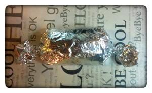 9. Salami listo para el congelador - salame pronto per il congelatore