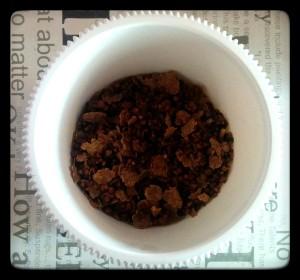 2. Mezcla de muesli y galletas - Biscotti e muesli insieme