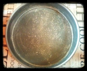 5. Pirex con mantequilla y harina - tortiera imburrata