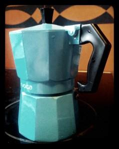 1. Café - caffé