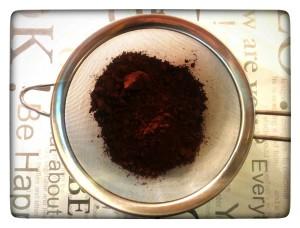 2. Cacao tamizado - cacao setacciato