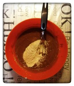 9. Verter ultimos ingredientes - versare gli ultimi ingredienti