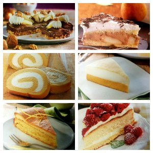 Bizcochos - Torte