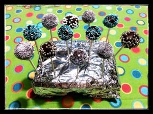 9. Cake pops