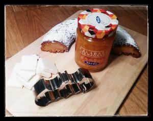 Bizcocho de calabaza y almendras - Torta alla zucca e mandorle