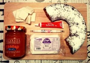 Ingredientes cake pops - Ingredienti cake pops