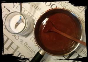 5. Añadir azúcar y mantequilla - aggiungere  zucchero e burro