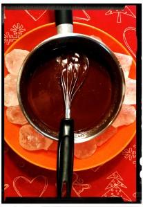 4. Batir la crema - sbattere la crema
