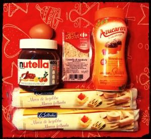 Ingredientes - ingredienti