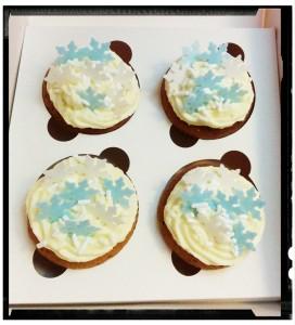 Cupcakes de vainilla - Cupcakes alla vaniglia