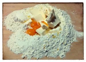 6. Agregar la mantequilla - unire il burro