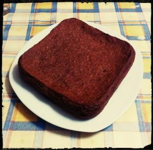 Tarta de pan - Torta del pane (di pane)