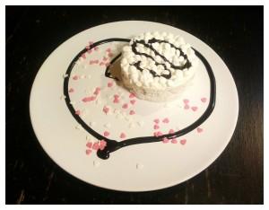 Tarta de merengue - Torta meringata